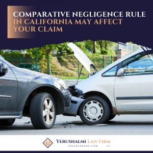 Comparative Negligence Rule in California