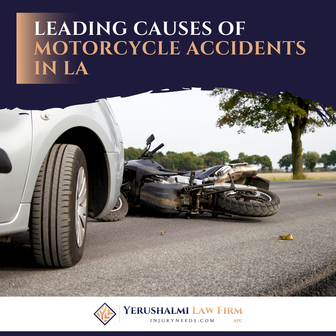 Leading Causes of Motorcycle Accidents in LA